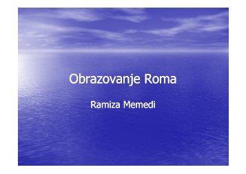 Obrazovanje Roma