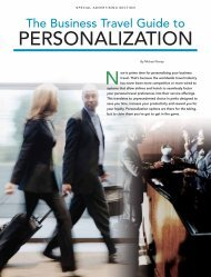 PERSONALIZATION - Forbes Special Sections