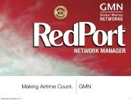 GMN RedPort Products and Services 201112.pdf - Global Marine ...