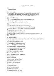 Gabarito Roteiro 01 de ARC 1. – 2. limpa o histórico 3. – 4 ... - Wiki