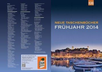 Katalog Download (PDF) - Kiepenheuer & Witsch