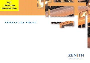 ZENITH Private Car 2011 03 - Adrian Flux