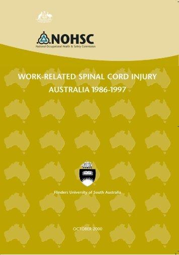 PT6 Working paper - Safe Work Australia