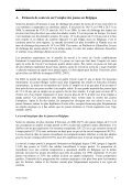 YOUTH. Young in occupations and unemployment - Observatoire ... - Page 3