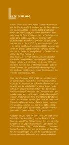 August / September 2013 - Ev.-Luth. Johanneskirchgemeinde ... - Page 2
