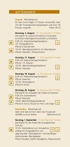 August / September 2013 - Ev.-Luth. Johanneskirchgemeinde ... - Page 4