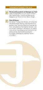 August / September 2013 - Ev.-Luth. Johanneskirchgemeinde ... - Page 6