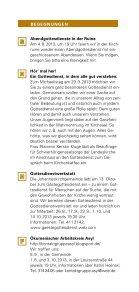 August / September 2013 - Ev.-Luth. Johanneskirchgemeinde ... - Page 7