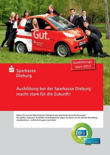 Ausbildungsplatz zur/zum Bankkauffrau/Bankkaufmann - Sparkasse ...