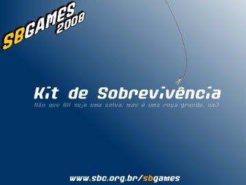 Kit de Sobrevivência - PUC Minas