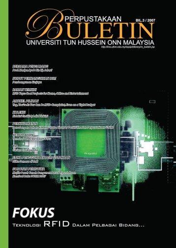bperpustakaan - UTHM Library - Universiti Tun Hussein Onn Malaysia