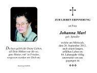 Johanna Marl 26.9.12 - Ausseerland Pfarren