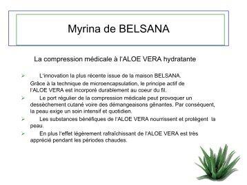 Belsana vivere und Belsana Vital Edition mit reiner Aloe Vera