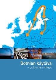 Botnian käytävä - Pohjois-Pohjanmaan liitto