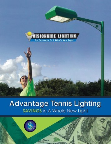 Cost Savings - Visionaire Lighting, LLC