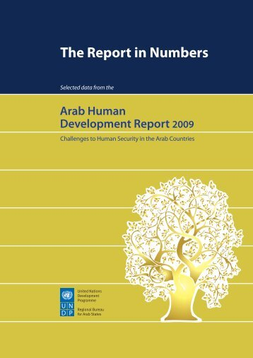The Report in Numbers - Arab Human Development Reports