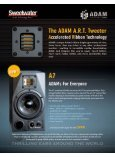 LSR4300 Series - medialink - Sweetwater.com - Page 6