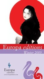 Download (PDF 917 Kb) - Europa Editions
