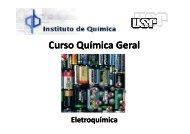 (Microsoft PowerPoint - Curso-Quimica Geral - Aula14 - Eletroqu ...