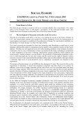 SOCIAL EUROPE - The Centre for European Policy Studies - Page 6