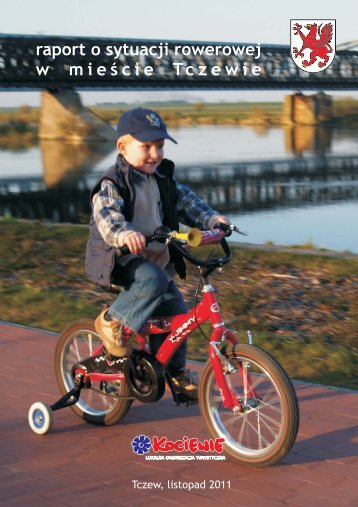 raport o sytuacji rowerowej w mieście Tczewie - Tczew, Urząd Miasta