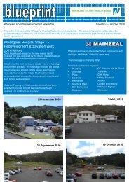 Download pdf here 1.4 mb - Whangarei Hospital Redevelopment