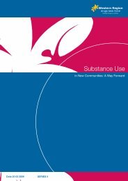 Substance Use - Drugs.ie