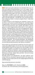 Sommergespräche 2011 - Waldviertel Akademie - Page 2