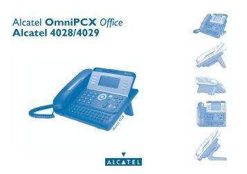 Alcatel OmniPCX Office Alcatel 4028/4029