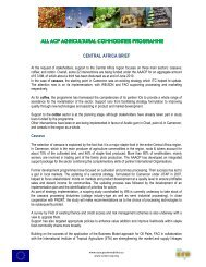 All ACP Agricultural Commodities Programme All ACP ... - aaacp