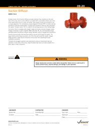 Suction Diffuser 09.20 - Victaulic