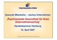 Psychosoziale Gesundheit Für Ihren Unternehmenserfolg