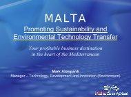 Malta: Your business partner - sesec