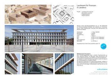 Architekten Landshut schule graf architekten landshut