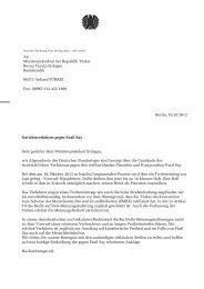 Gerichtsverfahren gegen Fazil Say - Agnes Krumwiede
