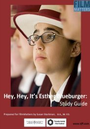 Hey, Hey It's Esther Blueburger