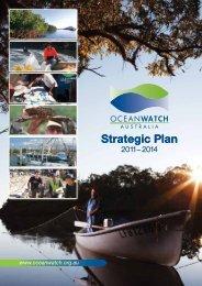 OceanWatch Australia's Strategic Plan