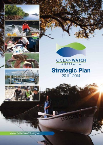OceanWatch Australia's Strategic Plan