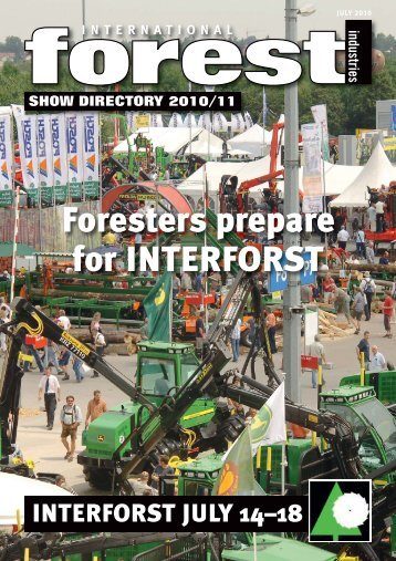 IFI Show directory JULY_2010:layout - International Forest ...