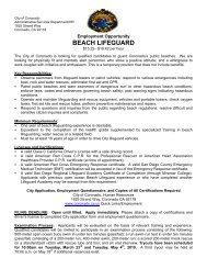 beach lifeguard - California Surf Life Saving Association