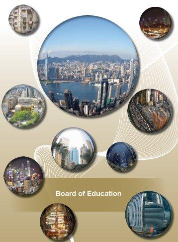 Board of Education - Hong Kong Institute of Surveyors