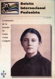 lnternncionnl - Passio Christi