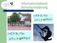 Elterninformation Oktober 2012 - Primarschule Berikon