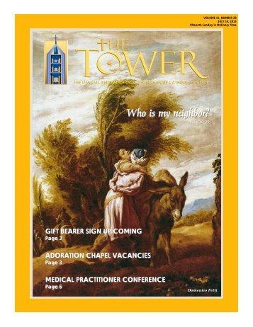 July 14, 2013 - St. Thomas More Catholic Church