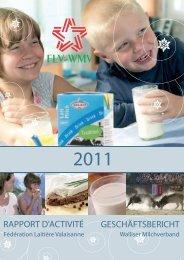 Geschäftsbericht 2011 vom FLV-WMV - valait