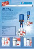 Ref. 14 ARI STEVI- Válvulas de Control, eléctricas ... - COMEVAL - Page 4
