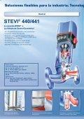 Ref. 14 ARI STEVI- Válvulas de Control, eléctricas ... - COMEVAL - Page 6