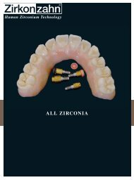 ALL ZIRCONIA - Zirkonzahn