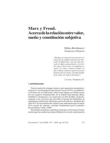 Bornhauser, N.; Pizarro, F.pmd - Asociación Psicoanalítica de ...