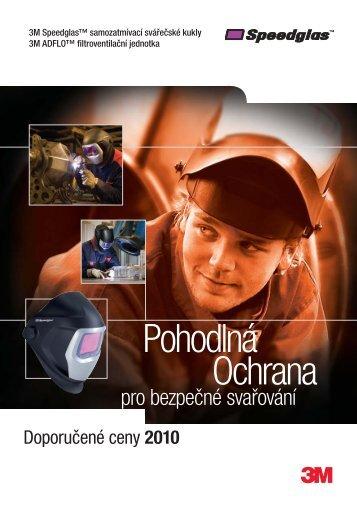 3M- Cenik svarovani 2010.pdf - VOCHOC
